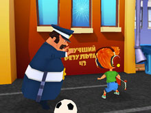 Subway Surfers: Хулиганы на скейтах